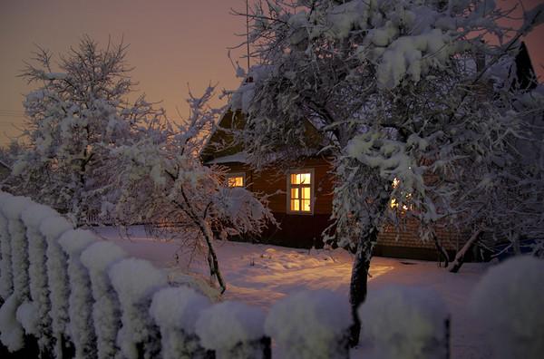 А на дворе стоял декабрь!