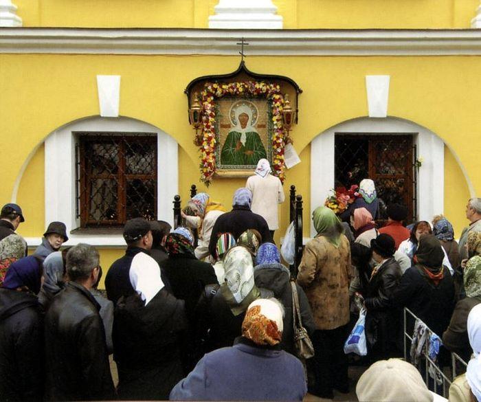 церковь святой матроны москва ответственности руководителя, главбуха