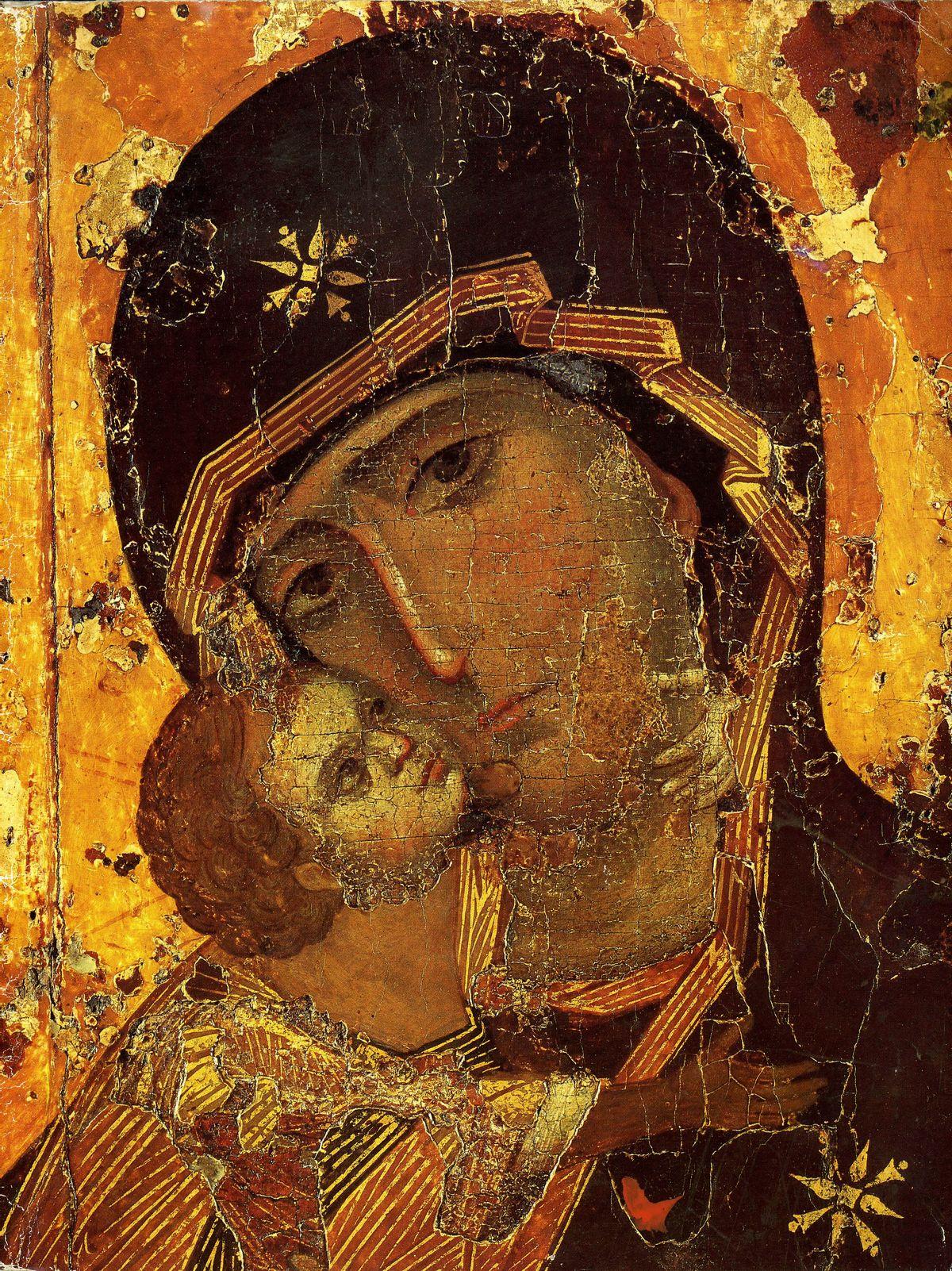 Владимирская икона Божией Матери рекомендации
