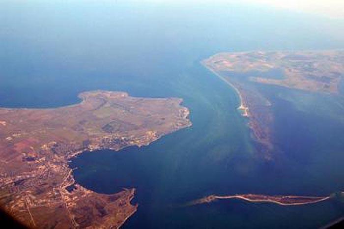 Фото - Украина одобряет предложения России по азово-керченской границе