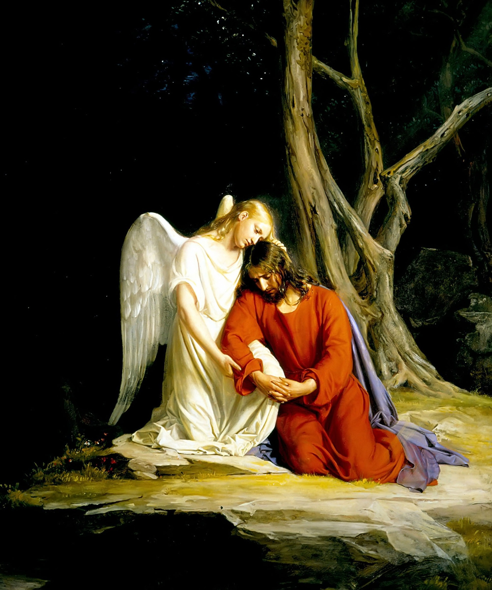 Сто слов о божественной любви