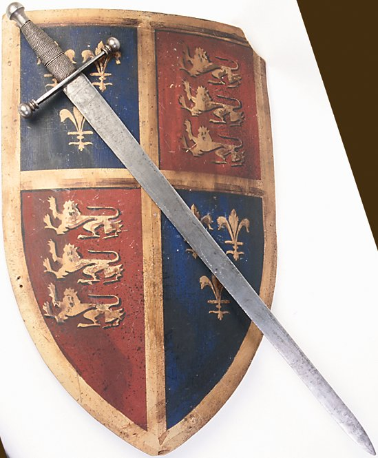 меч и щит фото