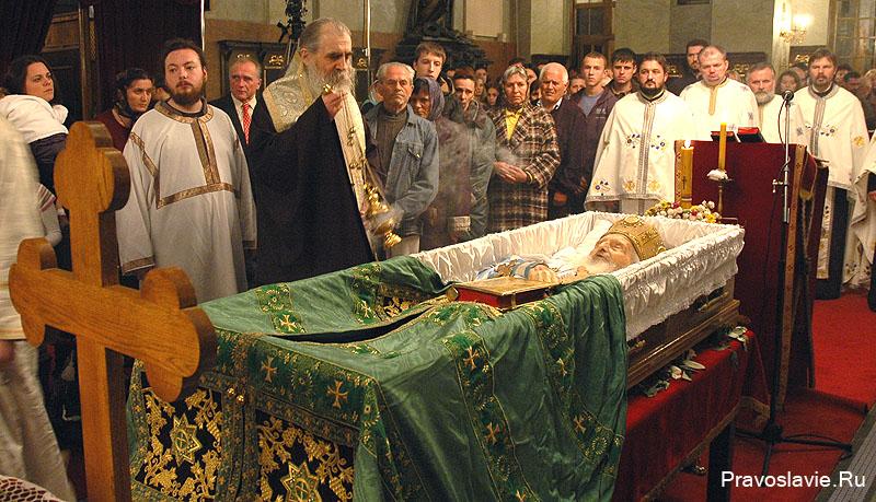Ars vivendi: Панихида за дядо Иларион