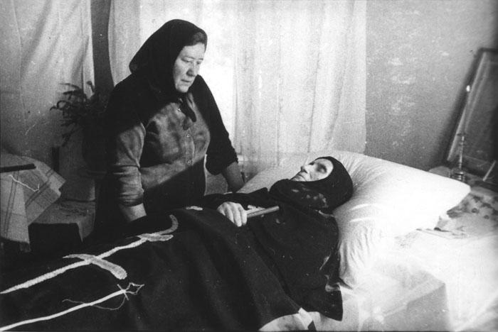 Житие Мичуринской старицы схимонахини Серафимы