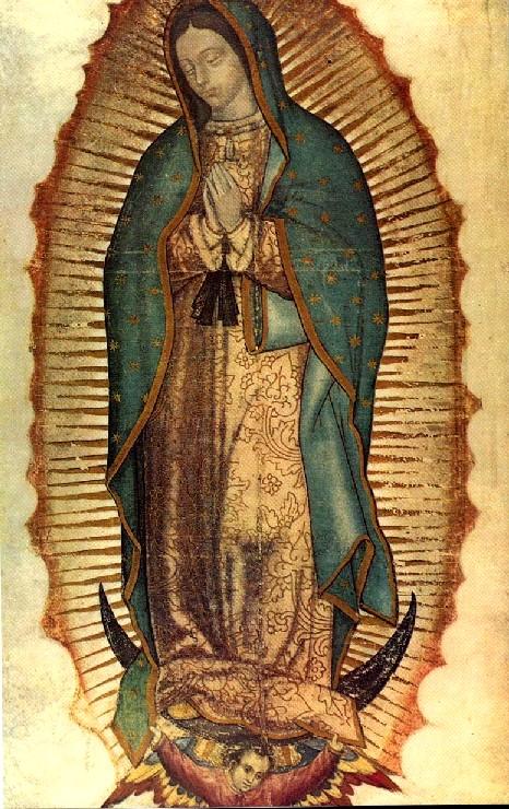икона святой девы марии: