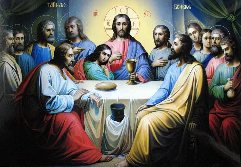 TORG.ua - Тайна вечеря картина з янтаря (бурштина) в Львове