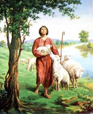 Сказка-притча. Пастырь Архей и его овцы