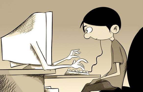 Как не погибнуть за компьютером