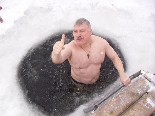 Картинки по запросу крещение фото с купанием