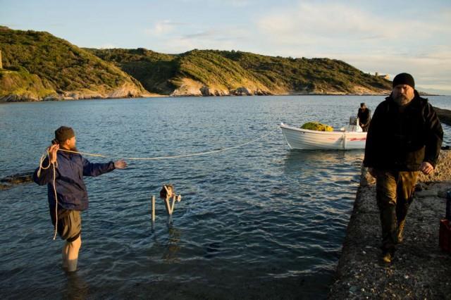 рыбалка в турции с берега