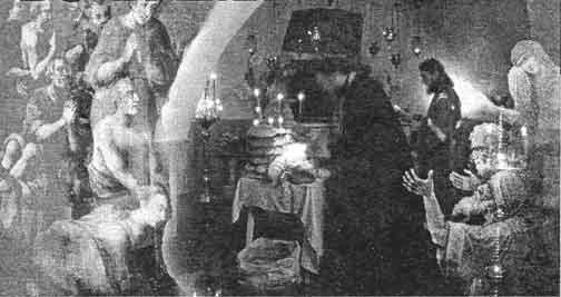 Большое сердце отца Лонгина  Православный журнал