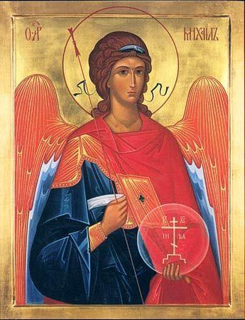 Икону Архангела Рафаила