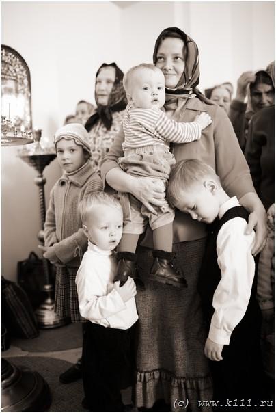 Православная жена в современном мире . Отцовство: мужской взгляд. Сердце народа - семья
