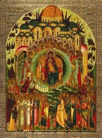 Собор Пресвятой Богородицы | Галактика: http://galactika.info/urok-duxovnosti-130/