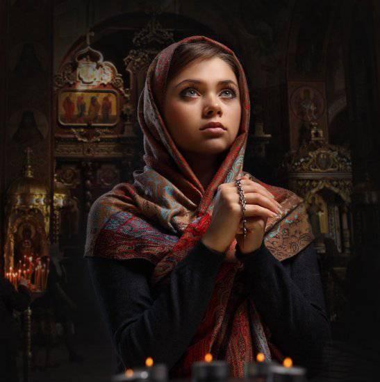 Как вести православной жене